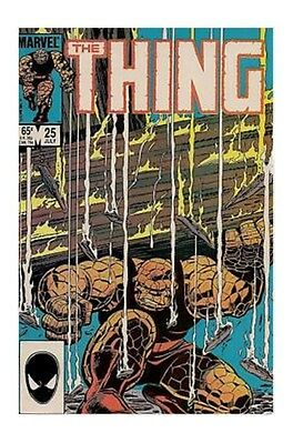 The Thing #25 (Jul 1985, Marvel)