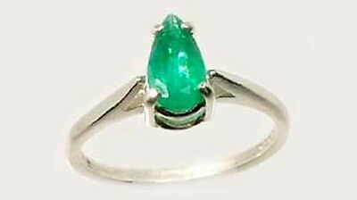 19thC Antique 2/3ct Colombia Emerald Gem of Ancient Roman General Lucullus 1stBC