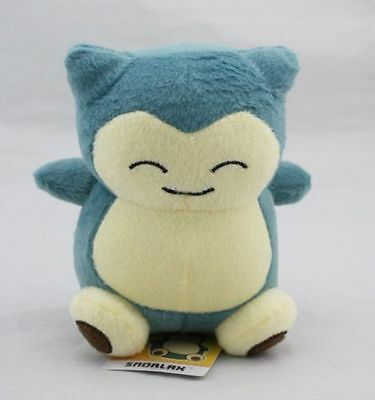 Pokemon SNORLAX  Xmas Gift Anime Figure Stuffed Collectible Plush Soft Toy Doll