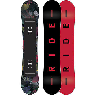 Ride Rapture Women's Snowboard all Mountain Freestyle Freeride Rocker 2019 New