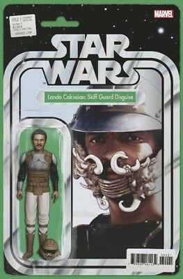 Star Wars #52 Christopher Action Figure Variant Cover Comic Book Marvel 8118