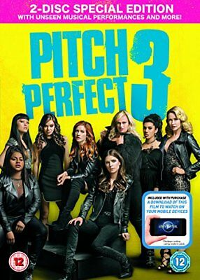 Pitch Perfect 3 (DVD + Bonus Disc + Digital Download) [2017] -  CD TLVG The Fast
