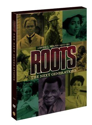 Roots - Series 2 : The Next Generation [DVD] -  CD 62VG The Fast Free Shipping