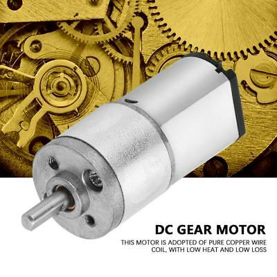 DC 6V /12V 16GA030 High-precision Gear Motor for Smart Car Electronic Lock Hot