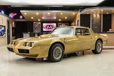 Pontiac Firebird Trans Am Trans Am WS6! Pontiac 6.6L V8, 4-Speed Manual, PS, PB, Disc, A/C, Documented