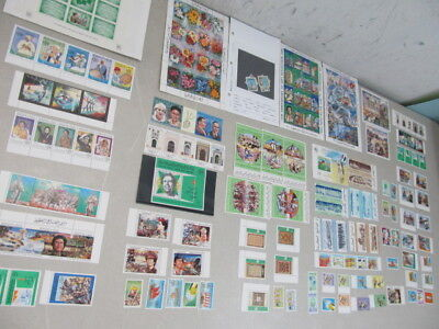 Nystamps Italy Libya many mint NH stamp & souvenir sheet collection