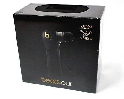 BEATS BY DR. Dre Tour 2 In-Ear Headphones Special Edition MCM NEW SEALED - $99.99 | PicClick