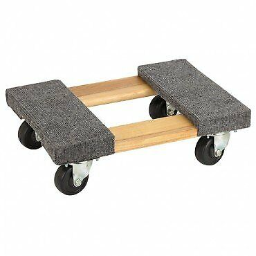 "1000 LB Furniture Moving Dolly 12""x18"" Movers HD Caster Appliance PROFESSIONAL"