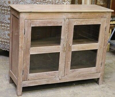 Reclaimed Cabinet TV Stand Indian Cabinet, sideboard kitchen island.  FREE SHIP!