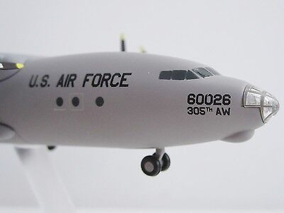 Antonov AN-12 US AIR FORCE 1/200 Herpa USAF Airlift Wing Meridian 554978 AN12