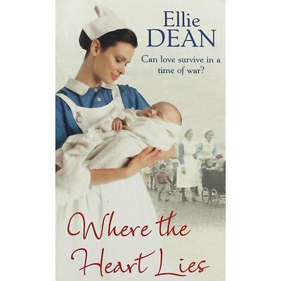 Where the Heart Lies by Ellie Dean (Paperback), Fiction Books, Brand New