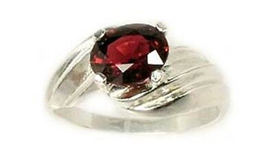 "Red Tourmaline Ring 1½ct Antique 19thC - Renaissance Europe Crown Jewels ""Ruby"""