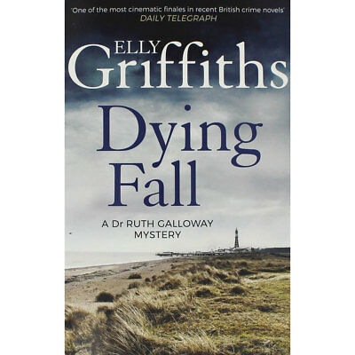 A Dying Fall by Elly Griffiths (Paperback), Fiction Books, Brand New