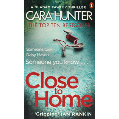 Close to Home by Cara Hunter (Paperback), Fiction Books, Brand New