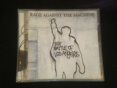 Rage Against The Machine - The Battle Of Los Angeles - CD Album - 1999