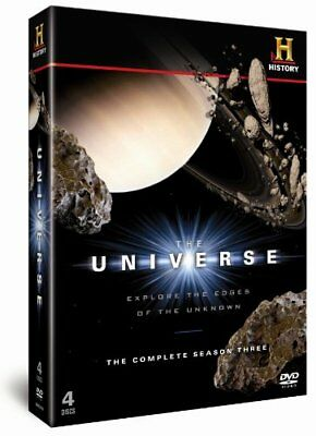 The Universe: The Complete Season 3 (4-Disc Set) [DVD] -  CD LKVG The Fast Free