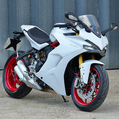 2017 Ducati Supersport S Abs, Immaculate Fsh Example, 8 Mths Warranty.