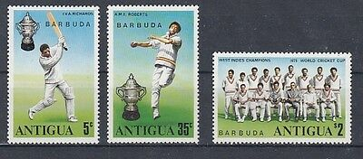 Barbuda  246 - 48  Cricket    **  (mnh)