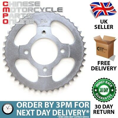 Lextek Rear Sprocket 428-39T 4 Bolt Fixing RSPK42839L