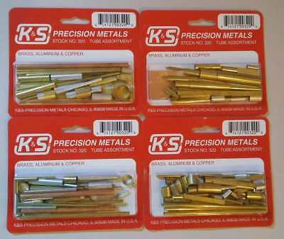 Misc. Copper/Aluminum/Brass small Tubing model/craft K&S#320
