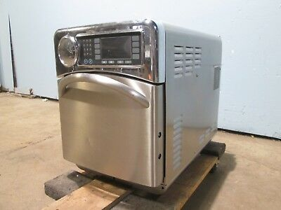 """""""turbochef Ngo"""" Hd Commercial Ss Rapid Cook Counter-Top Oven 208/240V, 1Ph"""