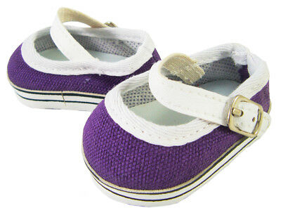 "LIQUIDATION SALE 18"" American Girl Canvas Mary Jane Sneakers Shoes Doll Clothes"