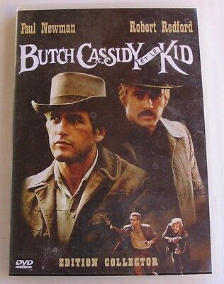DVD BUTCH CASSIDY ET LE KID - Robert REDFORD / Paul NEWMAN