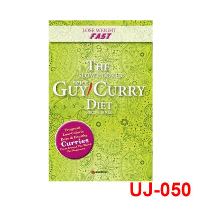 Lose Weight Fast The Slow Cooker Spice-Guy Curry Diet Recipe Book NEW PB
