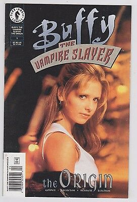 Buffy the Vampire Slayer The Origin #1 1st Printing Dark Horse Comics 1999 BTVS