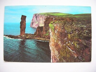 Orkney, Old Man of Hoy.  (Near Stromness, Kirkwall etc)