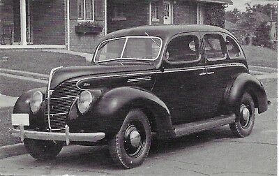 1939 Ford 4- Door Sedan--O.K. Motor Co.--attn: Mr Kaufman 5th Ave S--Columbus MS