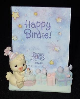 Precious Moments Happy Birdie 2x3 Magnetic Frame #707805 NEW IN BOX