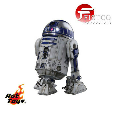 STAR WARS: Episode VII - Movie Masterpiece Actionfigur 1/6 R2-D2 (Hot Toys)