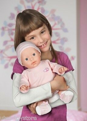 Orig. Zapf >>> Baby Annabell Care for me / Badepuppe <<< 42 cm