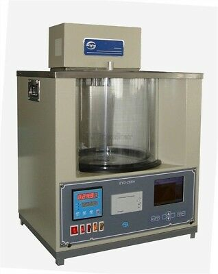 Brand New 20L Intelligent Kinematic Viscometer SYD-265H ha