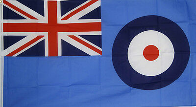 NEW 3x5 ROYAL AIR FORCE GREAT BRITAIN UNITED KINGDOM FLAG better quality usa sel