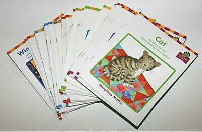 1st Grade Houghton Mifflin Reading Set of 30 On My Way Practice Readers Level 1