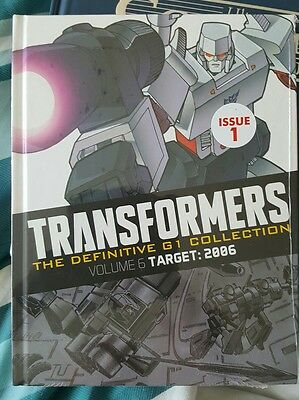 Transformers The Definitive G1 collection issue one Target 2006