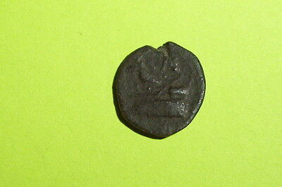 DEMETRIUS POLIORCETES 306 BC Ancient GREEK COIN athena galley prow war goddess G