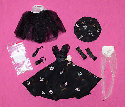 """Tonner 10"""" Tiny Kitty Flirtation Outfit Fits Simone Rouge"""