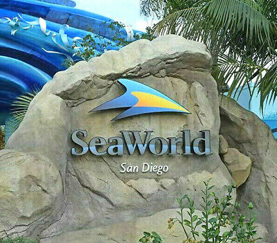 Seaworld San Diego Tickets Admission Promo Discount + All Day Dining + Fun Card