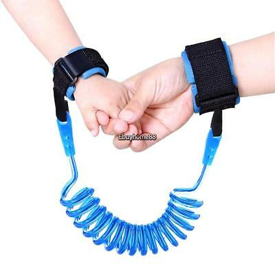 Baby Children Boys Girls Security Durable Anti-lost Rope for Outdoor EHE8