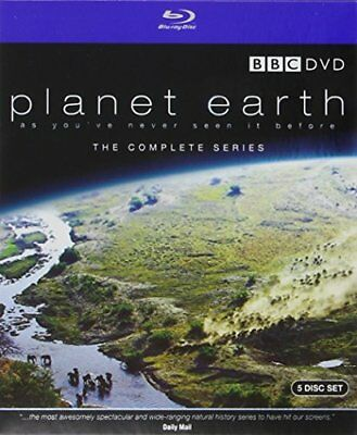 Planet Earth: Complete BBC Series [Blu-ray] -  CD WEVG The Fast Free Shipping