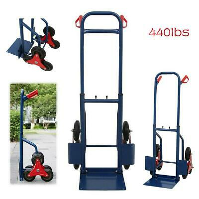 440LB STAIR CLIMBING Climber Moving Dolly Hand Truck