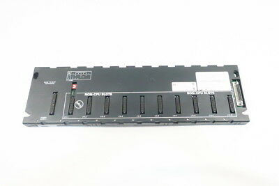 Ge Fanuc IC693CHS392J 10-slot Expansion Base Chassis Rack