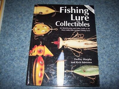 Fishing Lure Collectibles antiques  Dudley Murphy & Rick Edmisten 1997