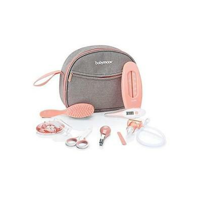 Babymoov Personal Care Kit and Baby Grooming Set (Peach) - RRP £29.99