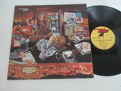 The Mothers Of Invention/over-Nite Sensation Lp 1976 Wea Discreet Dis 41 000 Foc