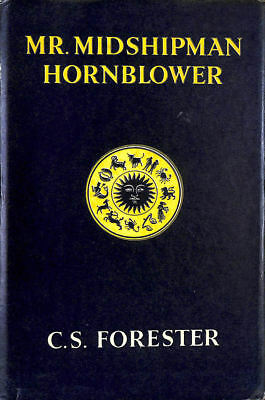 Mr Midshipman Hornblower by Forester, C.S.