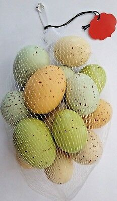 14 Small Decoration Egg Chick Chicken Bunny Rabbit hinged hide Candy Easter Hunt